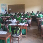 Kidugala students in class