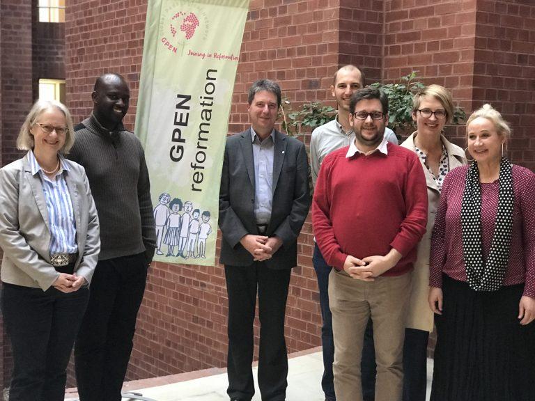 International ambassadors exchange between Germany and Rwanda