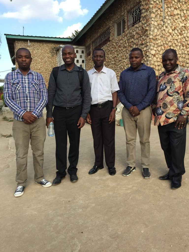 Visiting schools as GPENreformation ambassador