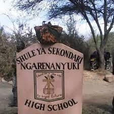 NGARENANYUKI HIGH SCHOOL