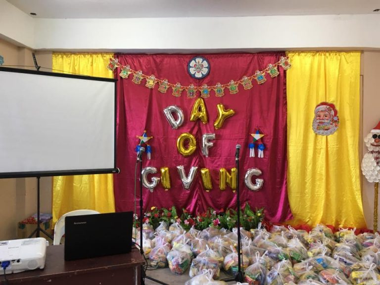 Vox Dei Academy: Day of Giving 2016