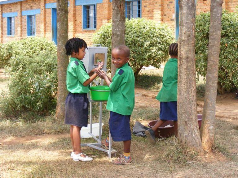 Presbyterian Church of Kabuga transforms schools