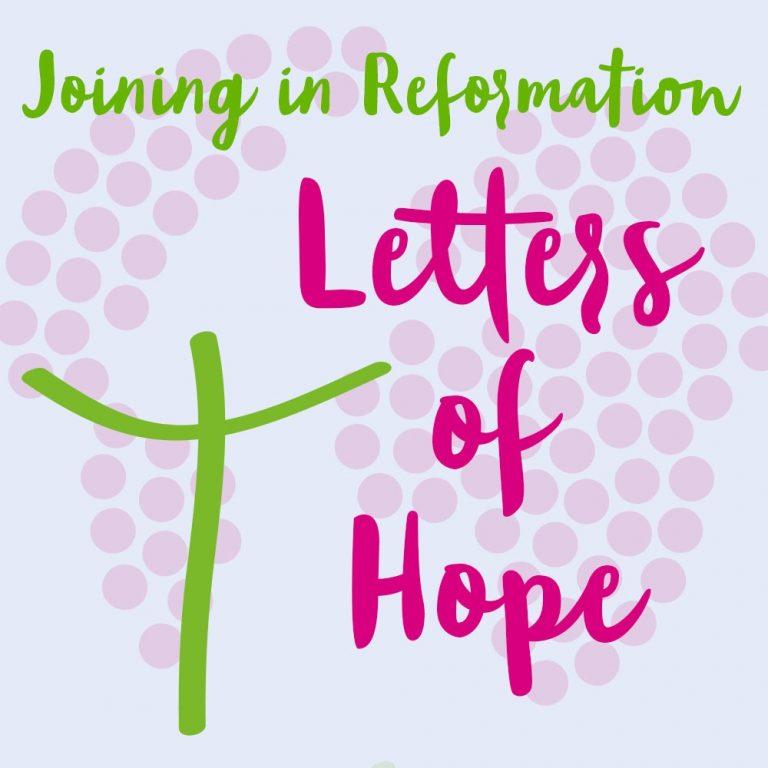 Letter of Hope: Like new! – Council Member Annette Scheunpflug