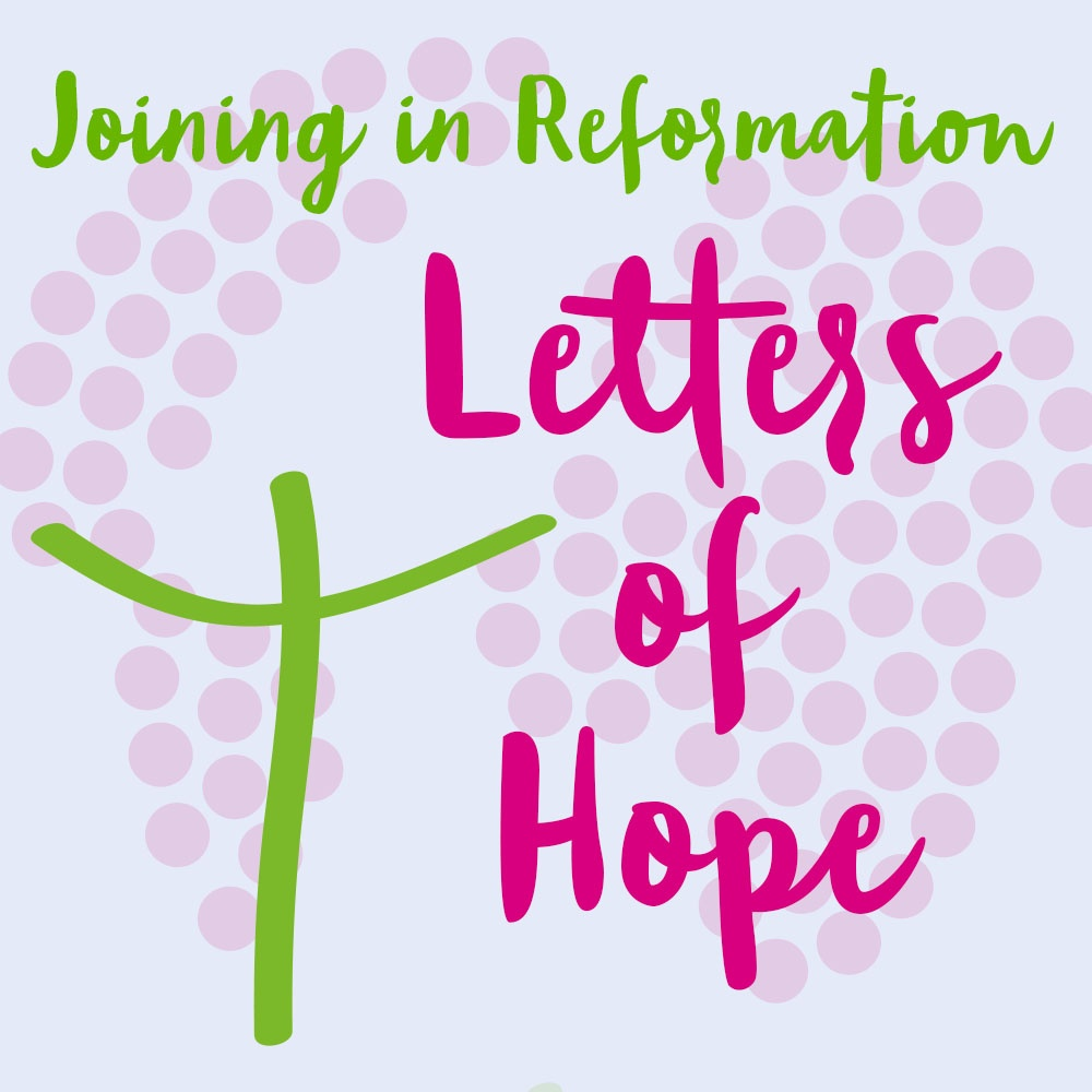 Letter of Hope: Like new! – Council Member Annette Scheunpflug