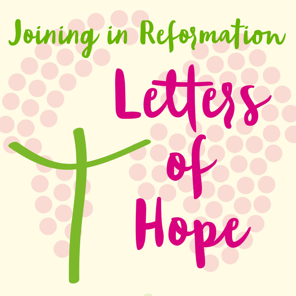 You are loved. You are not alone. Letter of Hope: Karin Semler