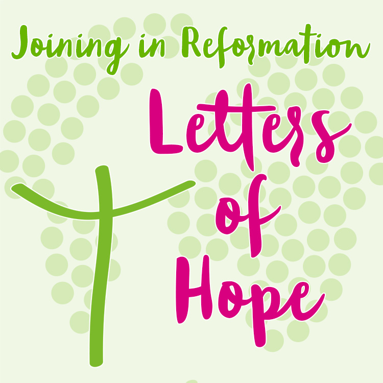Letter of Hope: God's Spirit is with us – Patrons Fredrick Shoo and Heinrich Bedford-Strohm