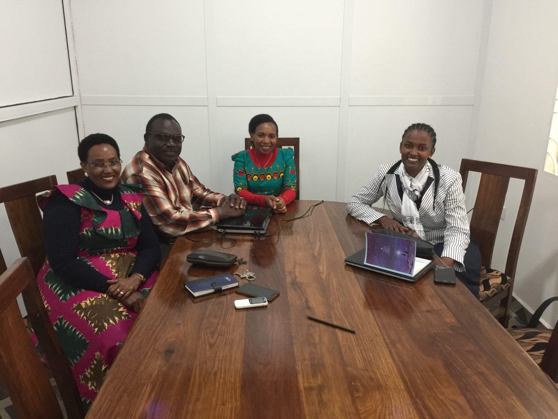 Tanzanian Ambassadors focus on Goals of GPENreformation