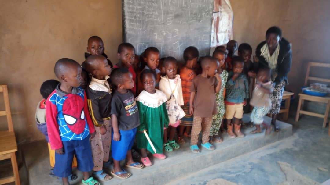 Nursery School Program in Rwanda