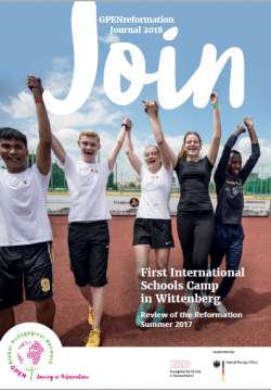 Join! GPENreformation Journal 2018 jetzt online