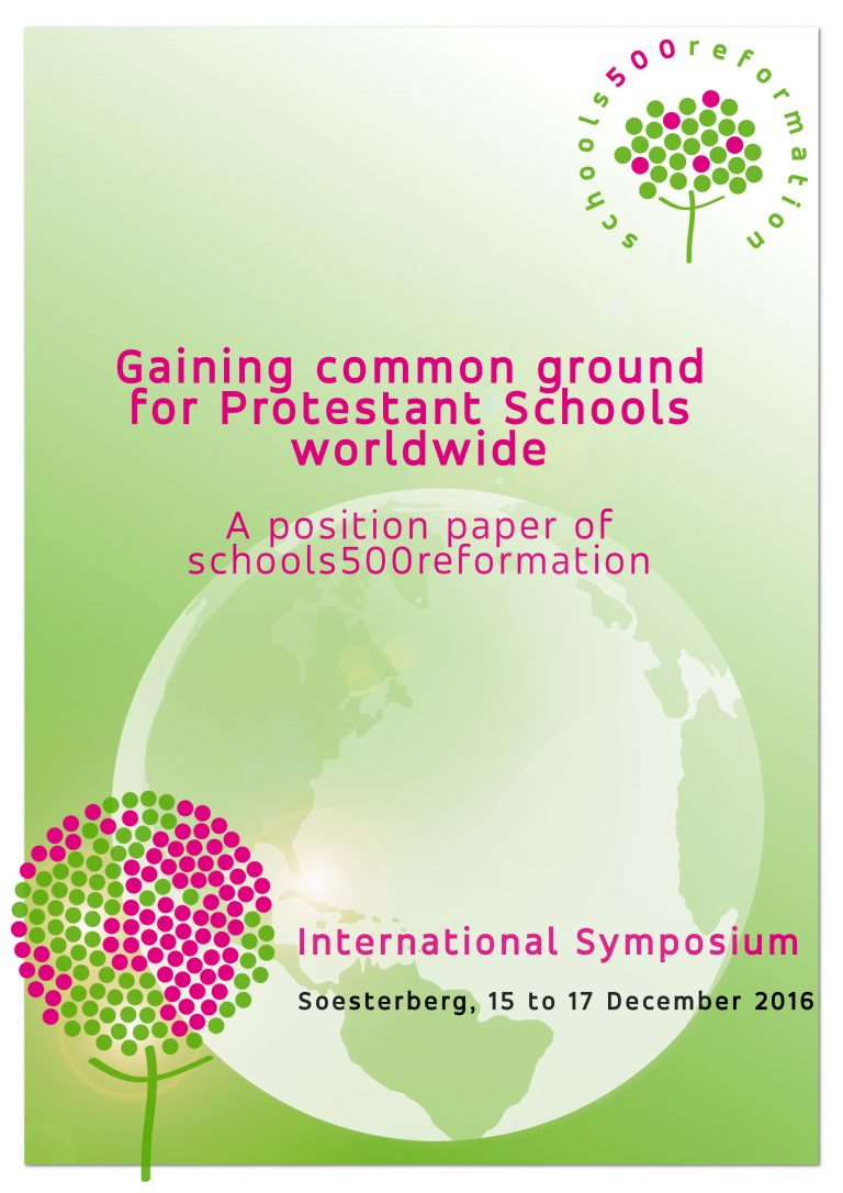 """Gaining common ground…"" International Symposium 2016"