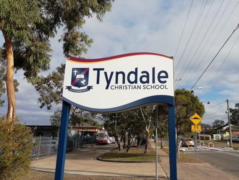 Team member Bianca visits Tyndale Christian School in Australia