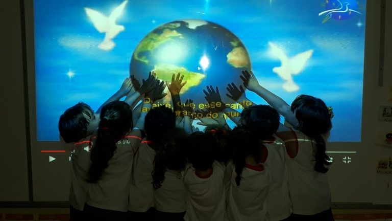 Digital Peace Exhibition opened!