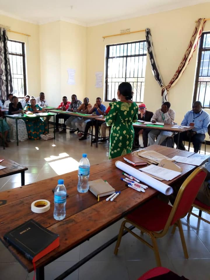 « Safe School Initiative » du Centre Éducatif de Mwangaza